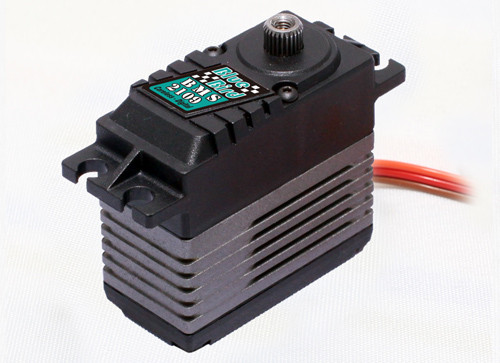 BMS-2109 ( Full Aluminum Coreless Digital Servo )